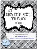 MATH Standards Based Grade Book MAFS  5th Grade