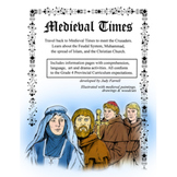 MEDIEVAL TIMES - Provincial Curriculum Gr. 4