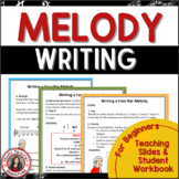 MELODY WRITING: A Step by Step Approach for Young Musicians