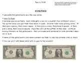 MONEY GAME ~ Race to $1.00!