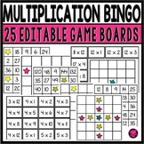 MULTIPLICATION GAMES - 0-5 TIMES TABLES/MATHO GAME