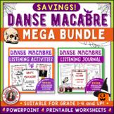 MUSIC: Danse Macabre BUNDLE Grades 1-4