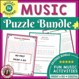 MUSIC: Puzzle Pack 1