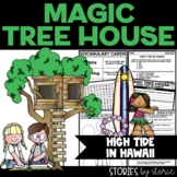 Magic Tree House #28 High Tide in Hawaii Book Questions