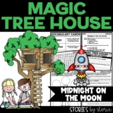 Magic Tree House #8 Midnight on the Moon Book Questions
