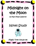 Magic Tree House: Midnight on the Moon Questions and Activities