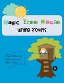 Magic Tree House Writing Prompts