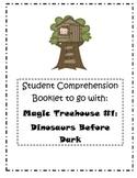 Magic Treehouse Book 1: Dinosaurs Before Dark- Student Com