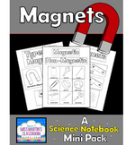 Magnets: A Science Notebook Mini Pack