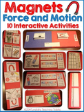 Magnets and Force and Motion Interactive Activities