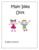 Main Idea Unit