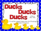 Ducks, Ducks, Ducks