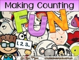 Making Counting Fun {Engage your students while hitting th