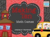 Making Ten Game (Freebie Version)
