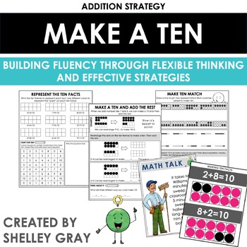 Making Ten: a Mental Math Strategy Unit