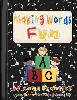 Making Words Fun!!
