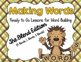 Making  Words with Blends