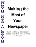 Making the Most of Your Newspaper