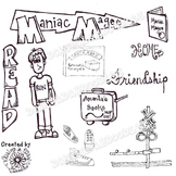 Maniac Magee Clip Art by DaisyADay Doodles
