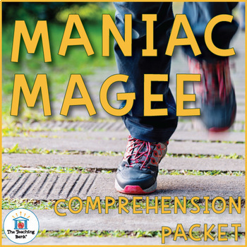 Maniac Magee Comprehension Packet