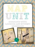 Map Unit Megapack .. Includes a lapbook and student workbook