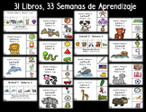 DISCOUNTED - Maravillas COMPLETE BUNDLE  of Weekly Lessons