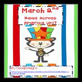 March 2nd: Read Across America Unit K-2