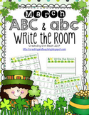 March ABC & abc Write The Room