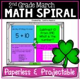 2nd Grade Math -March