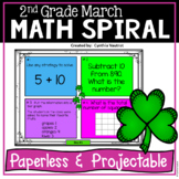 2nd Grade Math -March