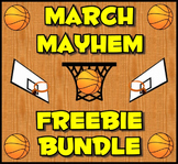 March Mayhem Freebie Bundle