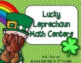 March Math Center