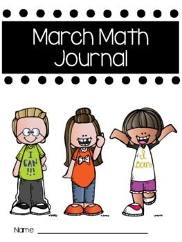 March Math Journal