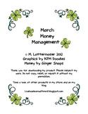 March Money Management Mini-Pack