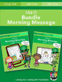 March Morning Message Bundle