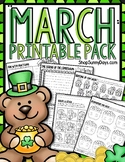 March Printable Pack