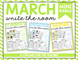 March Write the Room Mini Bundle