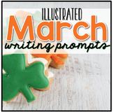March Writing Prompts - March Journal Prompts