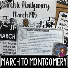 March to Montgomery {Freebie!}