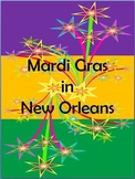 Mardi Gras in New Orleans Social Studies Unit