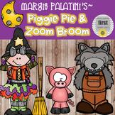 "Margie Palatini's ""Piggie Pie"" and ""Zoom Broom"""