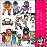 Marsha's winter games bundle by melonheadz