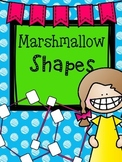 Marshmallow Shape Building 2D and 3D