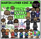 Martin Luther King Clip Art Bundle