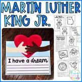 Martin Luther King, Jr. {Craftivity & Reader}
