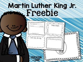 FREE 1st Grade Martin Luther K...