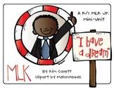 Martin Luther King Jr. Mini-Unit for K/1