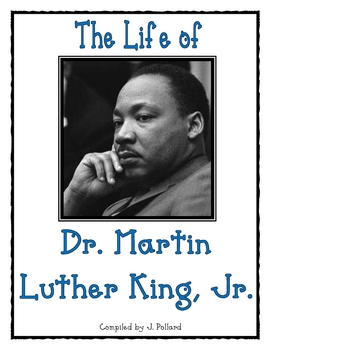Martin Luther King, Jr. Resource Pack