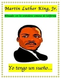 MLK Martin Luther King Jr. (Spanish Reading Comprehension