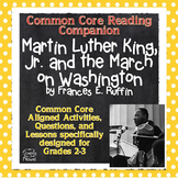 Martin Luther King Jr and the March on Washington Lessons,